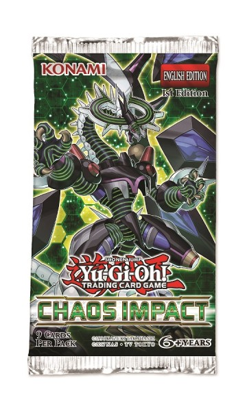 Yu-Gi-Oh ! Chaos Impact Special Edition DE