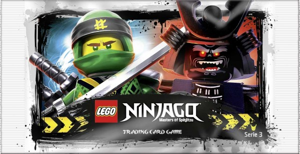 LEGO Ninjago Trading Card Game 3 (Booster) DE