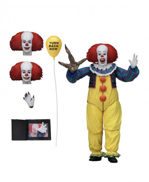 IT The Movie - Ultimate Pennywise (1990) Version 2