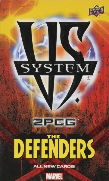 VS System: 2PCG The Defenders (EN)
