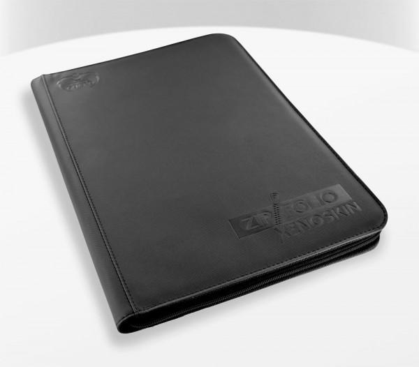UG 9-Pocket ZipFolio XenoSkin Black