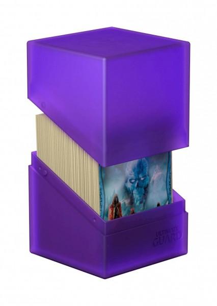 UG Boulder Deck Case 100+ Standard Amethyst