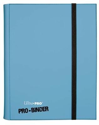 UP Pro Binder für 360 Karten light blue/hellblau