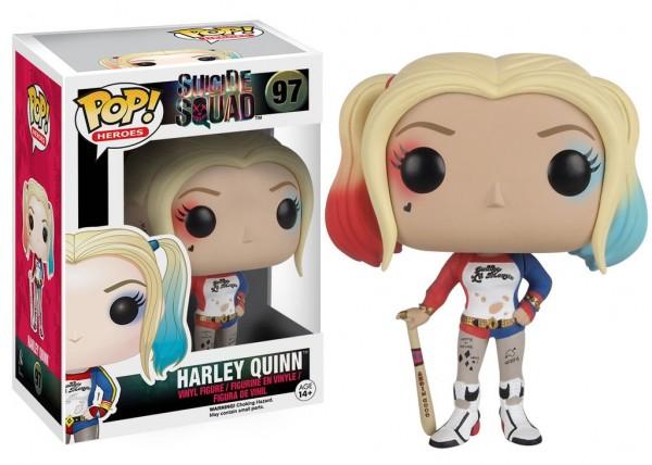 POP - Suicide Squad - Harley Quinn