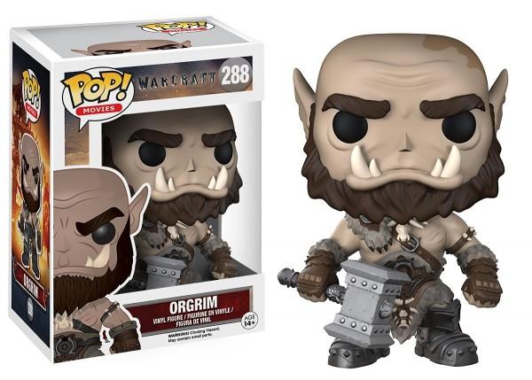 POP - Warcraft Movie - Orgrim Fig.