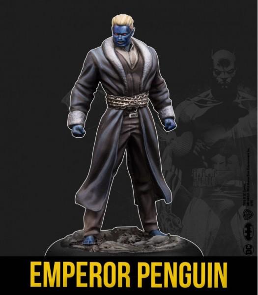 Batman Miniature Game - Emperor Penguin