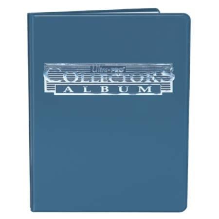 UP Einsteckalbum für 90 Karten blau