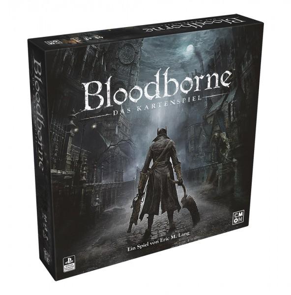 Bloodborne: Das Kartenspiel - Grundspiel