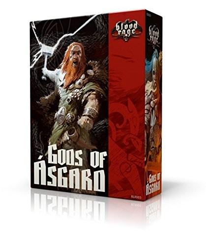 Blood Rage - Gods of Asgard (Zusatzpack)