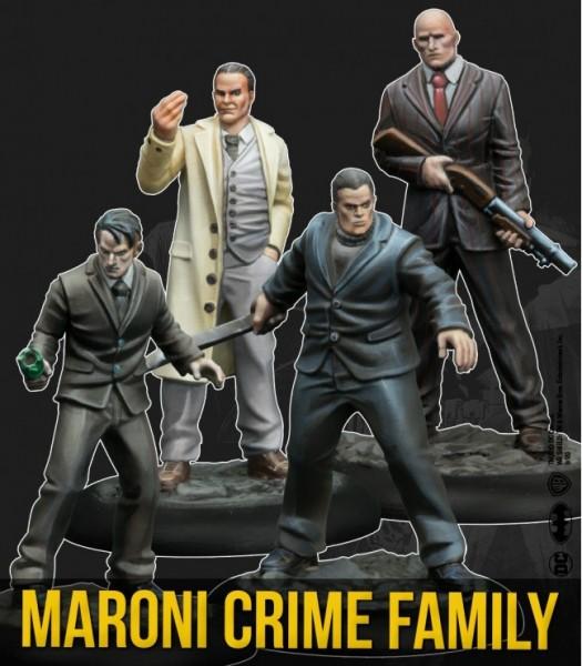Batman Miniature Game - Maroni Crime Family