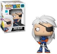 POP - Teen Titans Go! - Rose Wilson