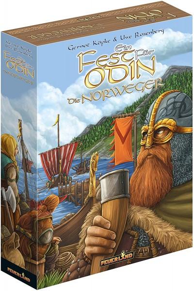 Ein Fest für Odin - Die Norweger DE