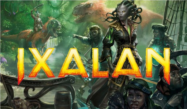 Magic Ixalan (Bundle) EN