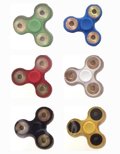 Finger Spinner - Fingerkreisel einfarbig