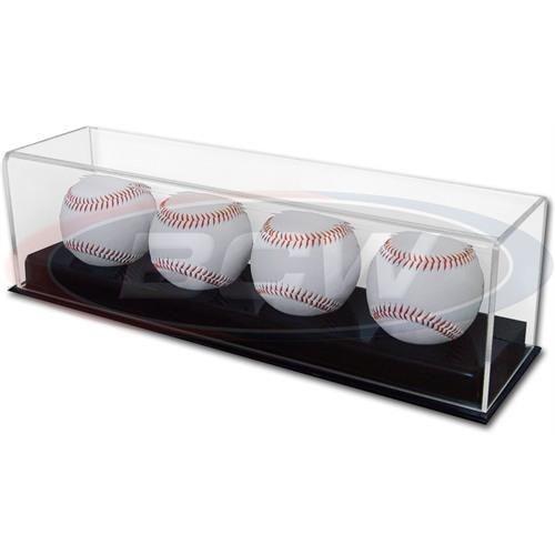 BCW Acryl Baseball Quad Display Holder