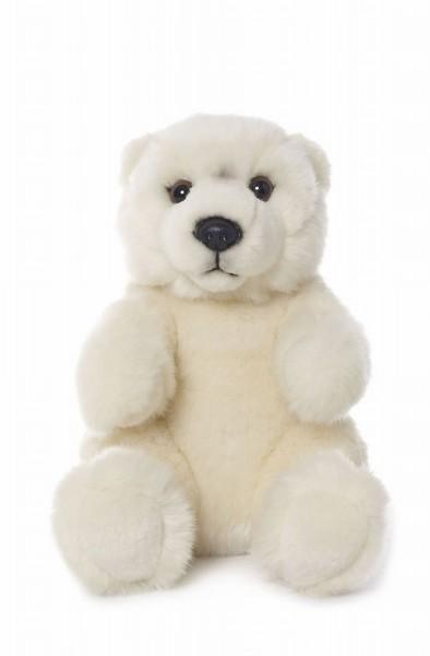 WWF - Eisbär, sitzend - 15 cm