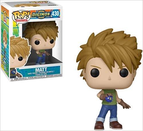 POP - Digimon - Matt