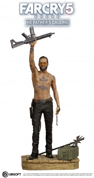 Far Cry 5 - The Father's Calling 32 cm Figure