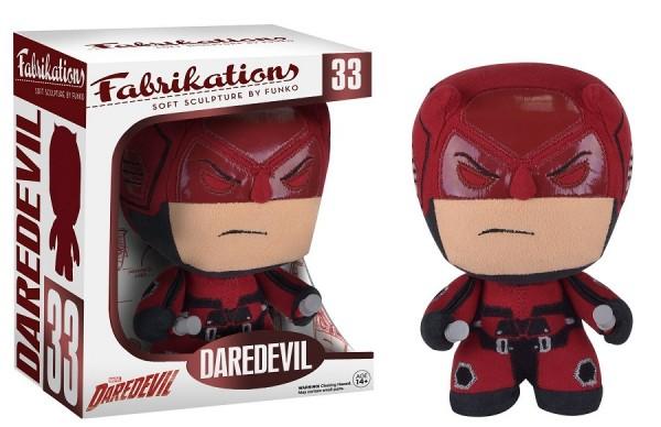 Marvel Daredevil - Fabrikations Plüsch - Daredevil