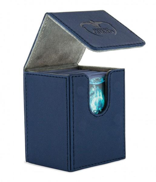 UG Flip DeckCase 100+ Standardgröße XenoSkin Blue
