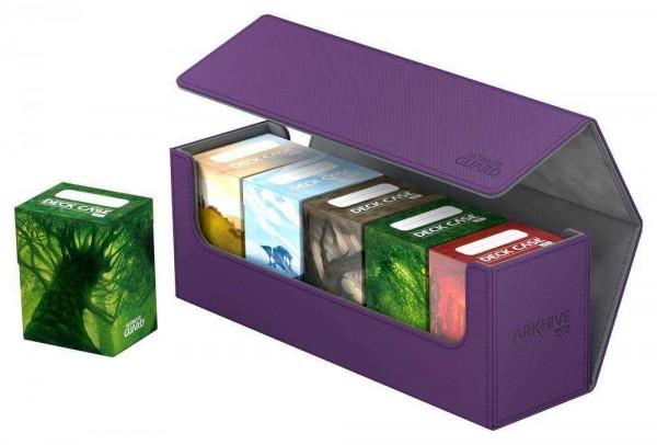 UG Arkhive Flip Case 400+ XenoSkin Violett
