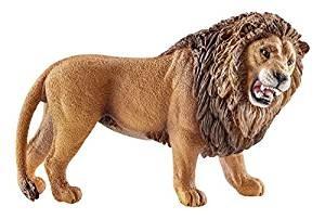 SCHLEICH - Wild Life, Löwe brüllend