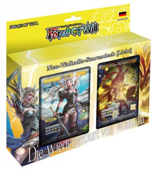 Force of Will - Wiedergeburt von Walhalla(Start)DE