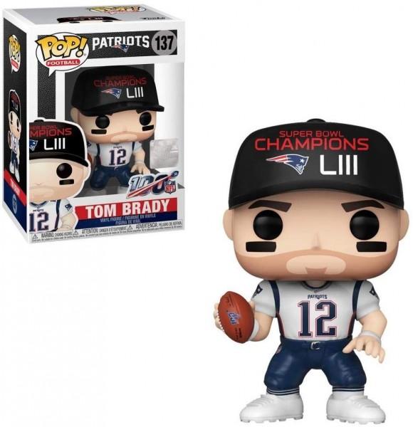 NFL - POP - Tom Brady/Patriots (SB Champions LIII)