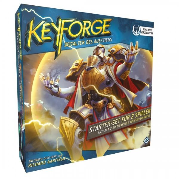 Keyforge - Zeitalter des Aufstiegs Starter-Set