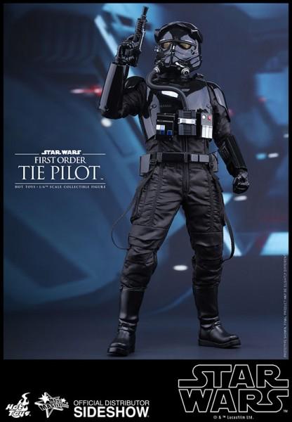 Star Wars Episode VII - Tie Pilot 1st Order Statue