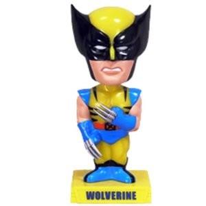 Marvel Comics - X-Men - Wolverine Wacky Wobbler