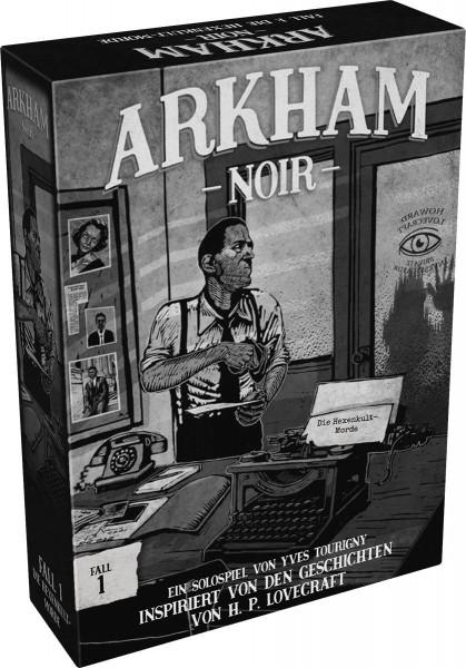 Arkham Noir - Fall 1: Die Hexenkult-Morde DE