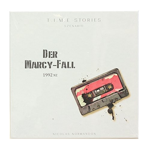 T.I.M.E Stories - Der Marcy Fall