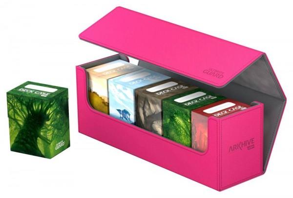 UG Arkhive Flip Case 400+ XenoSkin Pink