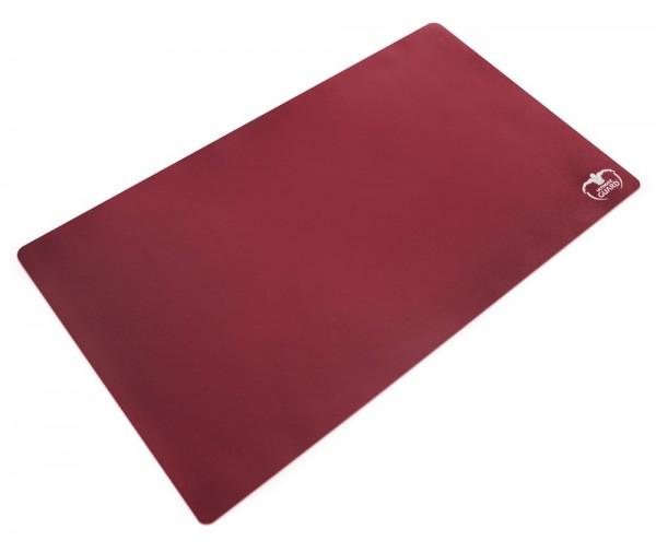 UG Play-Mat Monochrome Bordeaux Red 61x35 cm