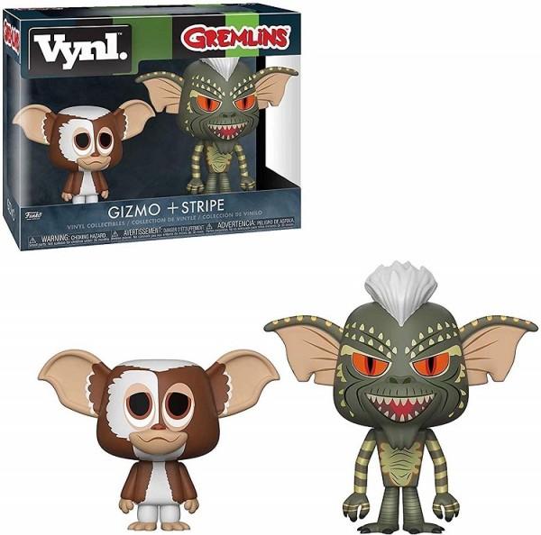 Vynl. Gremlins - Gizmo + Stripe 2-Pack