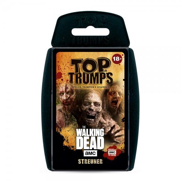 Top Trumps - The Walking Dead AMC
