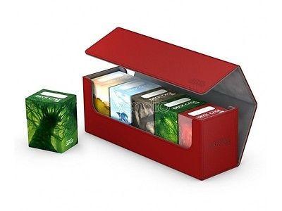 UG Arkhive Flip Case 400+ XenoSkin Red