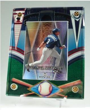 PKK Chrome Single Holder Baseball