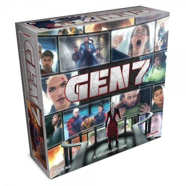 Gen7 - Ein Spiel mit dem Schicksal